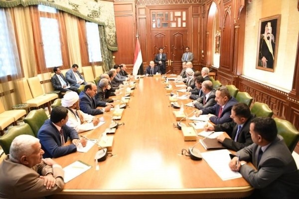 Yemen political parties shocked by Griffiths' call for 'unconditional' talks between Houthis, Hadi