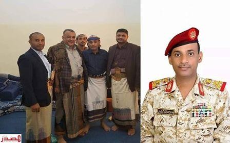 Senior army commander released after five years in Houthi captivity