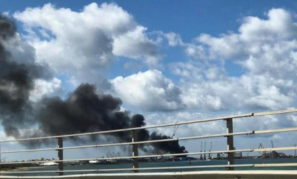 Haftar's forces hit Tripoli port as Geneva ceasefire talks resume