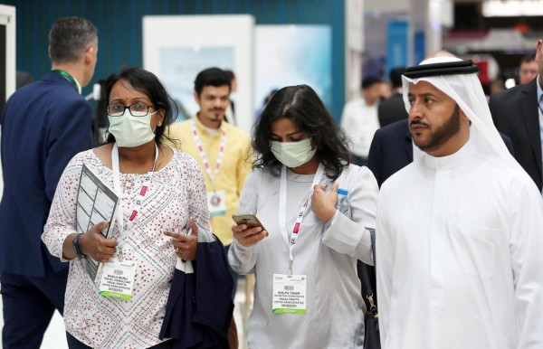 Iranian man, wife are the latest confirmed cases of coronavirus in UAE