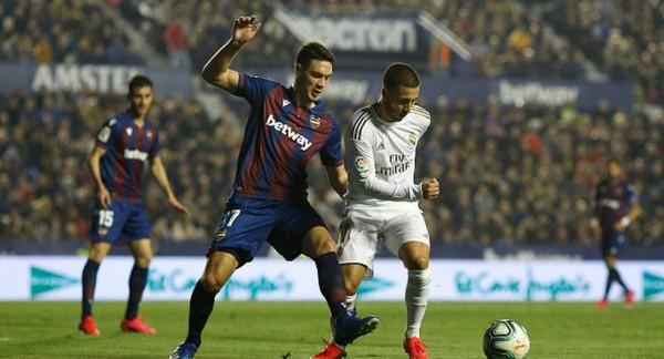 Levante 1-0 Real Madrid