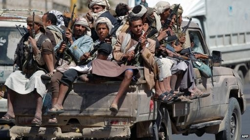 Houthis lure marginalized youth in Dhamar to the frontlines