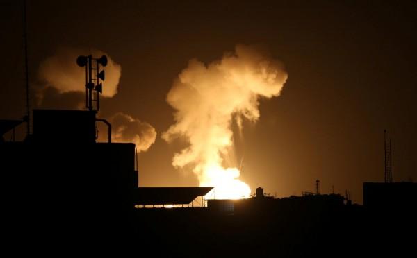 Six killed in Israeli air raid on Damascus