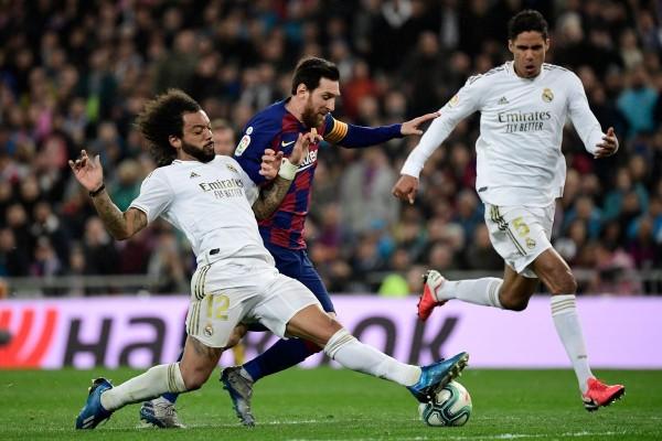 Vinícius and Mariano Diaz earn Real Madrid El Clasico bragging rights