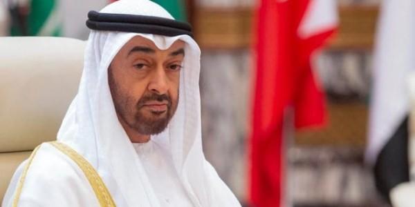 Abu Dhabi crown prince talks coronavirus cooperation with Bill Gates