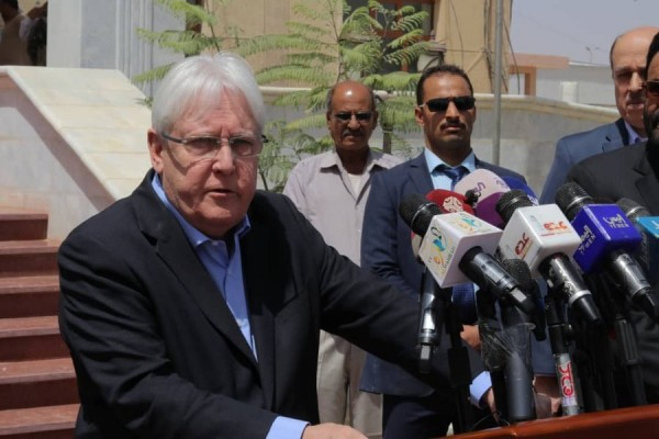 """""""Houthis don't believe in peace"""" – The view from Marib after the UN envoy's visit"""