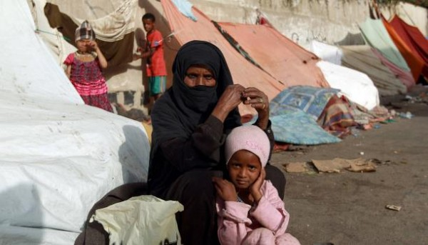 ICRC: Tens of thousands of displaced Al-Jawf have been left without food or shelter
