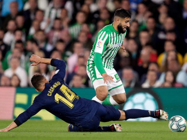 Real Betis 2-1 Real Madrid
