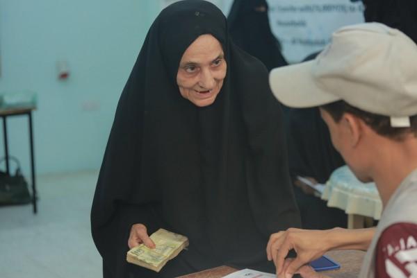 UNICEF starts next round of cash assistance throughout Yemen
