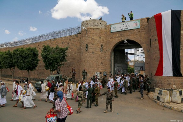 SAM Calls on the Parties to the Conflict in Yemen to Release the Detainees amid Concern over COVID-19 Spread