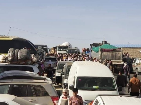 Houthis quarantine thousands of travelers in crowded quarters lacking basic necessities