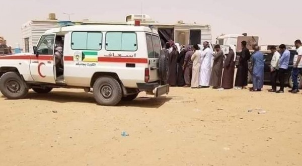 Minister of state calls for joint cell with Sana'a health authorities to tackle coronavirus