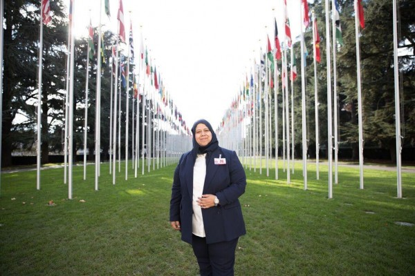 An interview with Muna Luqman: Yemenia founder, activist and champion of women