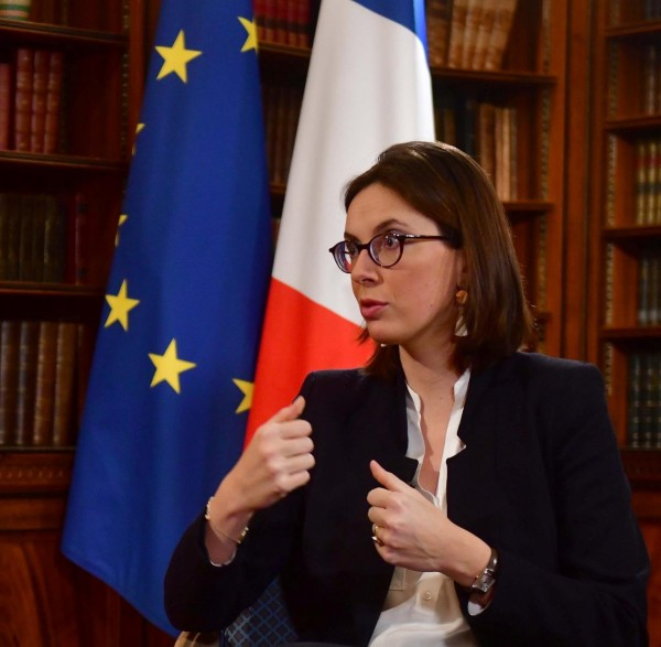 Coronavirus crisis puts EU credibility on the line: French minister