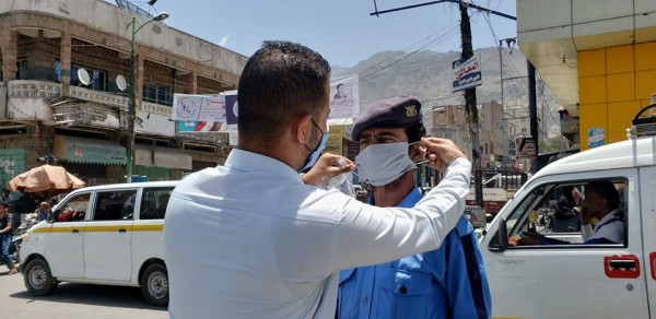 Amid government dysfunction, youth play critical role in coronavirus prevention efforts