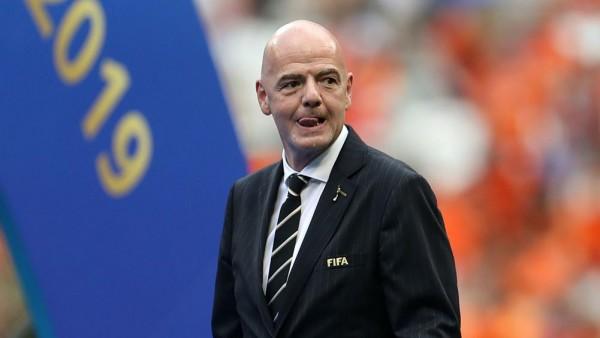 FIFA studying coronavirus 'assistance' to world football