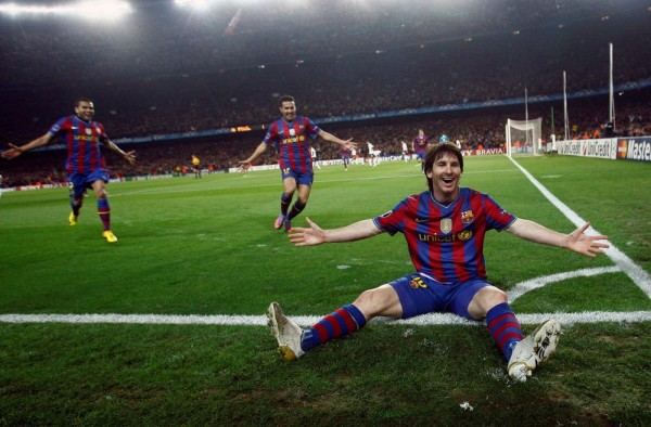 This Day in Sport - Messi Scores Four