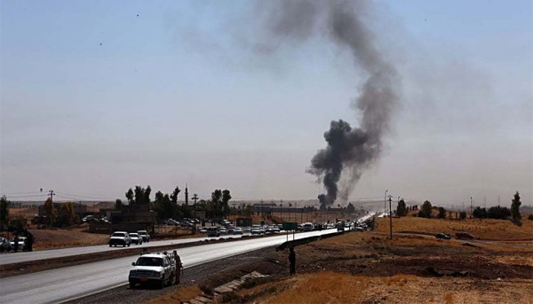 Rockets hit near site of foreign oil firms, state-run companies in Iraq's Basra: sources