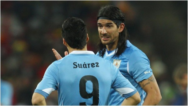 Luis Suarez was ready to leave Barca for Nacional, claims Sebastian Abreu