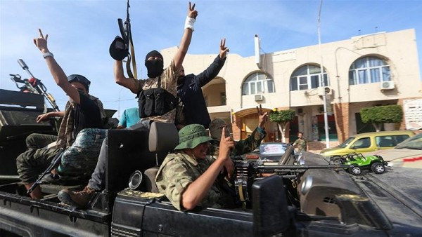 Haftar forces suffer string of defeats in battle for Tripoli
