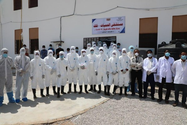 COVID-19 update: Hadhramout governorate prepares for more coronavirus infections
