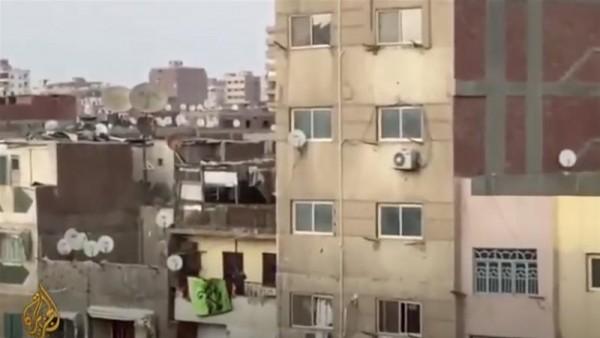 Gun battle erupts in Cairo between security forces, fighters