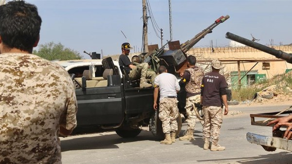 Several killed as Libya's GNA forces approach Haftar stronghold