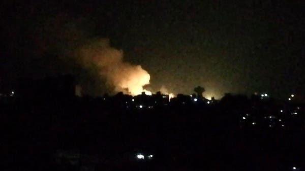 Israeli strike in Syria kills nine pro-regime fighters