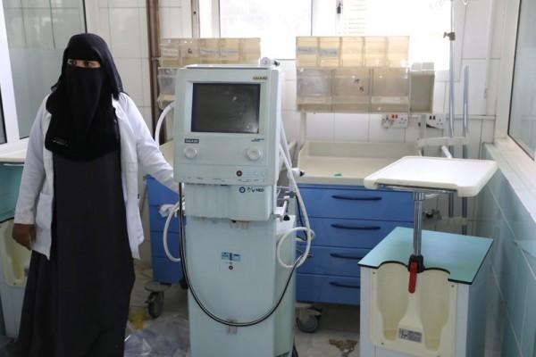 Companies give Yemen tens of thousands of coronavirus test kits to ease shortage
