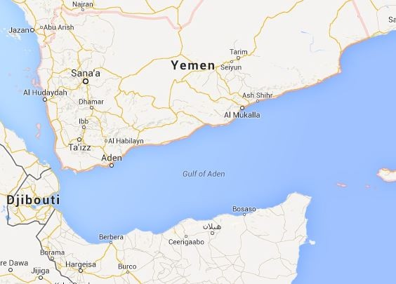 Earthquake in Gulf of Aden felt in Hadhramout and Al-Mahra
