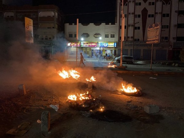Protesters in Aden demand basic services, criticize slow response by authorities