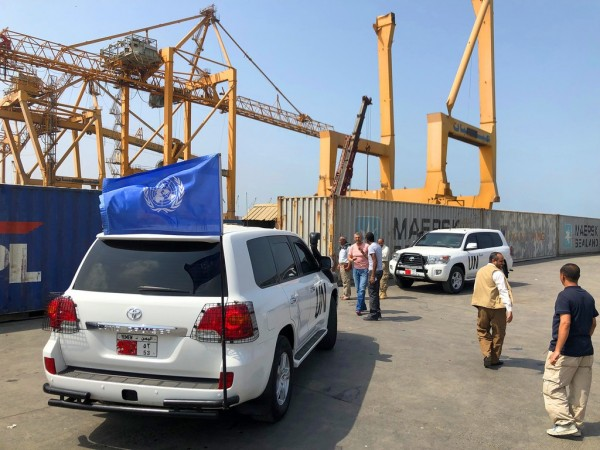 UNMHA continues to support implementation of Hodeidah Agreement, spokesperson says