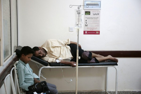 Yemen's 'online hospital' connects locals in need with doctors abroad