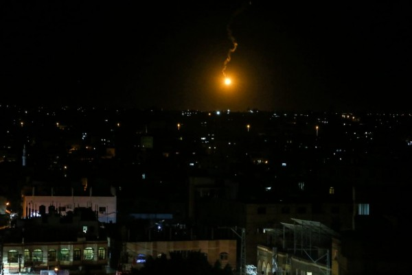 Syrian army says Israeli jets hit military outposts in Aleppo province