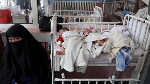 'Horrific act': Kabul hospital carnage shakes Afghanistan