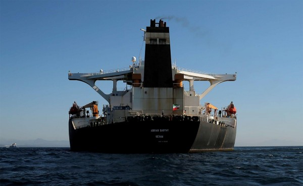 Iran news agency warns U.S. against any move on fuel shipment to Venezuela