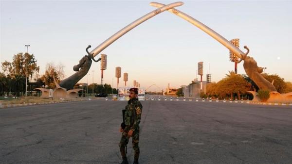 Iraq: Rocket lands near US embassy inside Baghdad