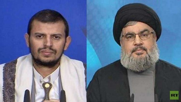 Abdulmalik Al-Houthi commemorates Quds Day with Hezbollah, other Iran-backed groups
