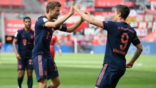 Bayer Leverkusen 2-4 Bayern Munich