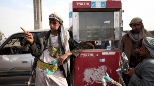 Government, Houthis trade blame over latest fuel crisis in Sana'a