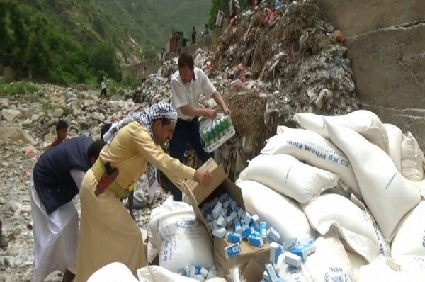 Special investigation | How Houthis weaponize humanitarian aid