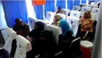 Somali refugees are returning to Somalia from Yemen
