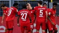 Borussia Dortmund 0-1 Bayern Munich - Match Report