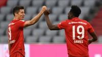 Bayern Munich 5-0 Fortuna Dusseldorf